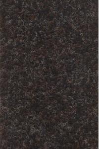 Metrážny koberec s gumou Rigo 80 hnedý