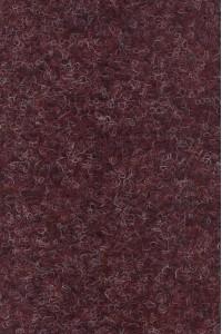 Bordový filcový koberec Zero 93