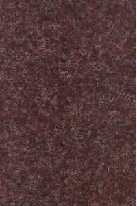 Filcový koberec s gumou Rigo 93 bordový