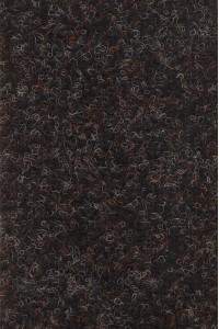 Tmavý filcový koberec zero 80 hnedý