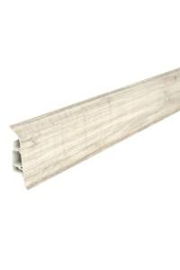 Plastová soklová lišta Bolta 5cm
