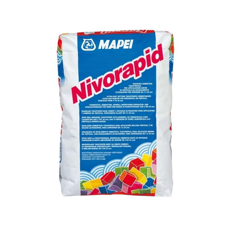 Vyrovnávacia stierka Nivorapid 25KG