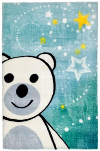 Detský koberec Lollipop 182 medveď