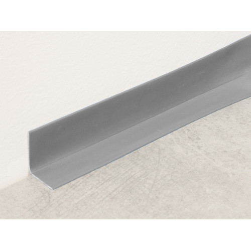PVC Lemovka 280 tm.sivá 3x3cm