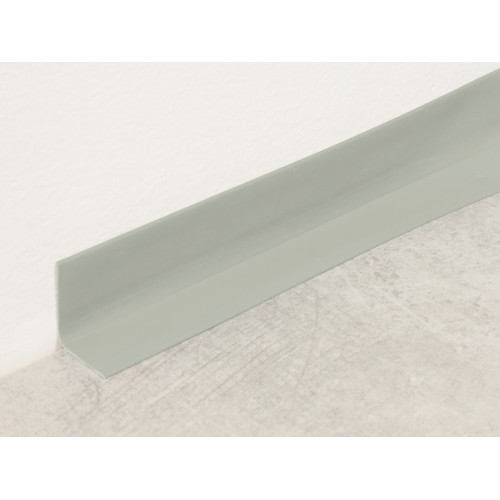 PVC Lemovka 208 šedá 3x3cm