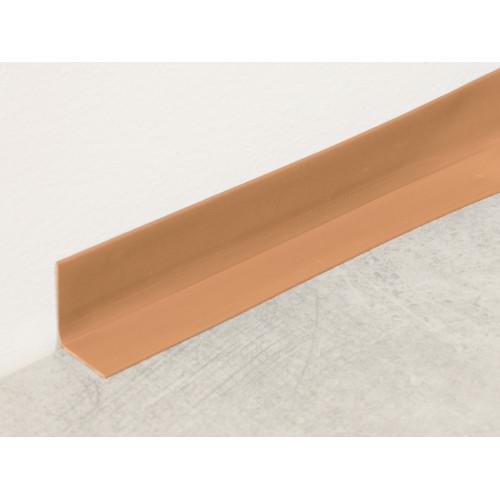 PVC Lemovka 560 hnedá 3x3cm