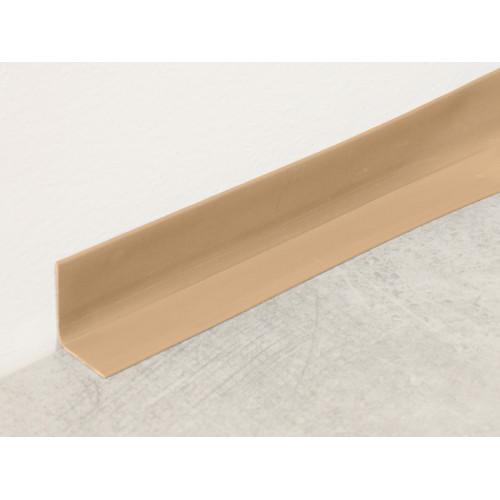 PVC Lemovka 872 bledohnedá 3x3cm