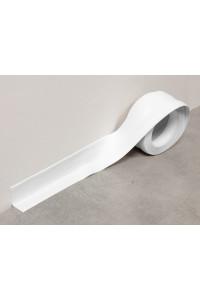 PVC Lemovka 112 biela 3x3cm