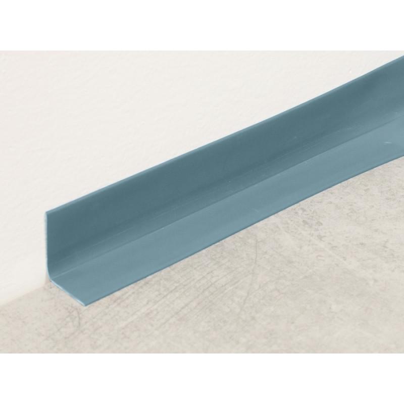PVC Lemovka 933 modrá 3x3cm