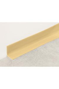PVC Lemovka 801 krémová 3x3cm