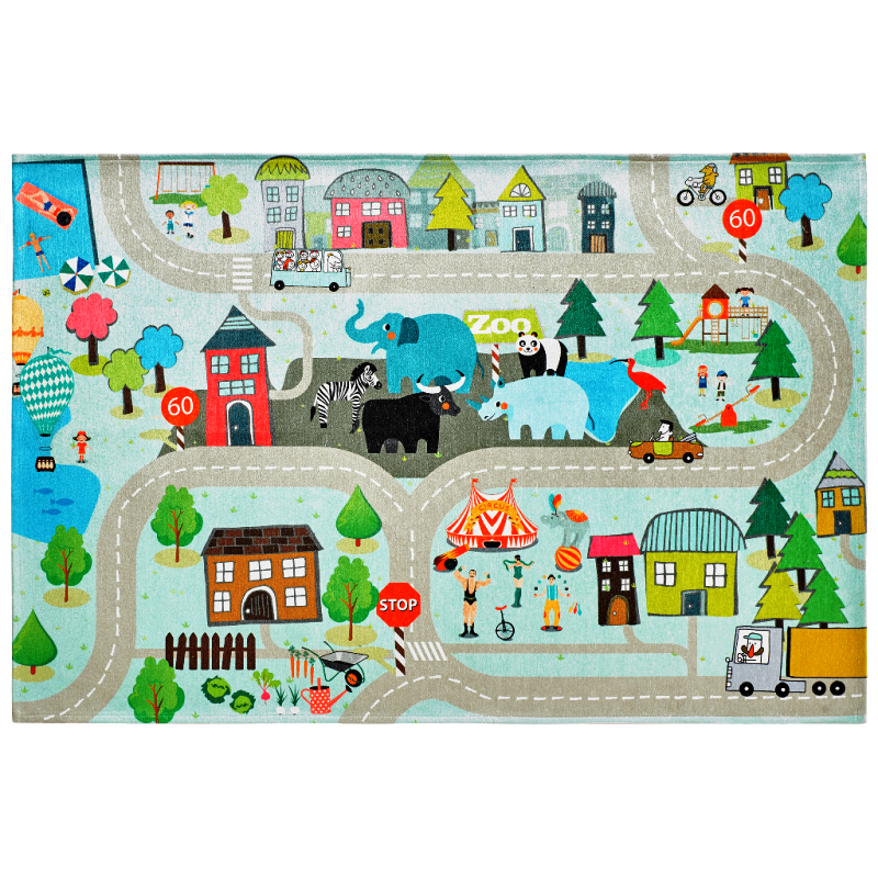 Detský koberec Torino Kids street