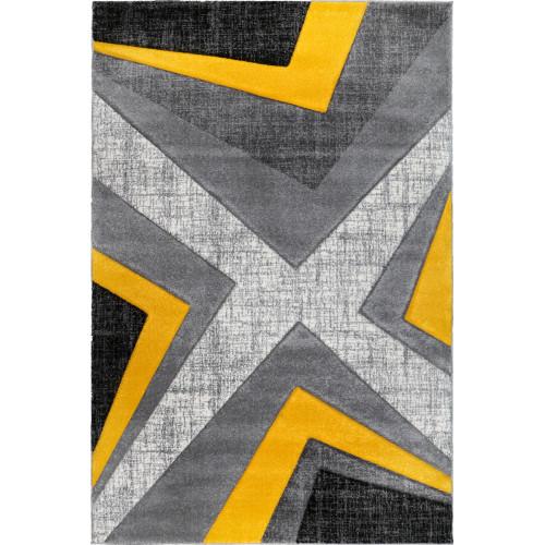 Koberec Warner 1180A žltý