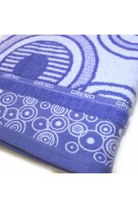 Osuška 70x140 Uroda modrá