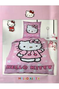 Detská posteľná súprava 90x130+70x90 Disney Hello Kitty Praktik