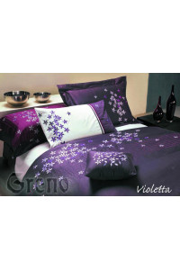 Vyšívané obliečky 140x200 Violeta Greno