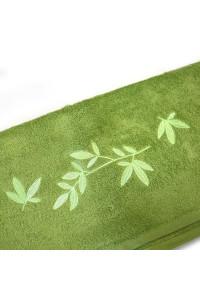 Osuška Froté 70x140 Bambus zelená