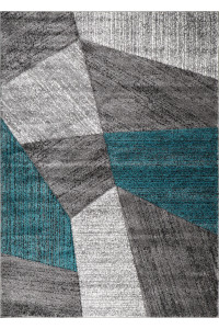 Koberec Warner AG004 modrý