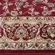 Koberec Metal 6256A červený/červený