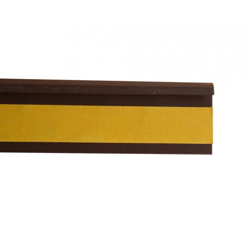 Kobercová soklová lišta 0525 hnedá 42222 2,5m
