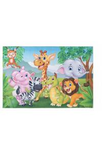Detský koberec Torino Kids jungle