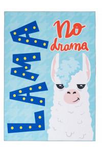 Detský koberec Torino Kids Drama lama