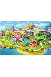 Detský koberec Fairytale 7588-24
