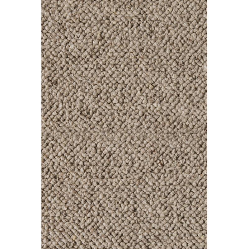 Vlnený koberec Corsa 820 hnedá