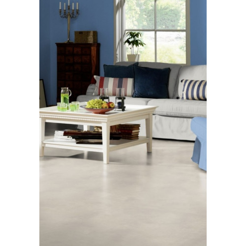 Iconik 280T Polished concrete light grey