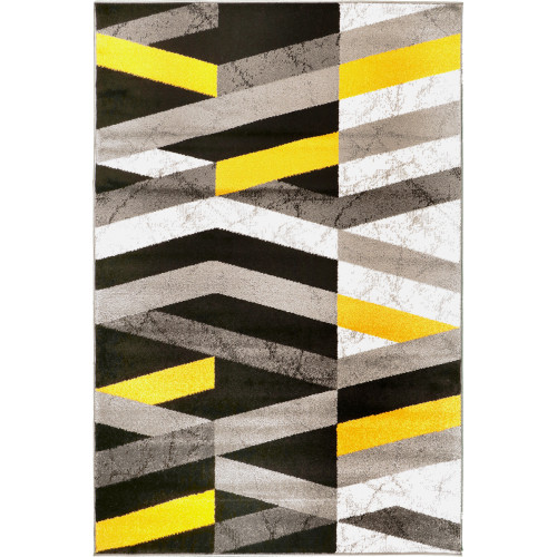 Koberec Calderon A1038 žltý