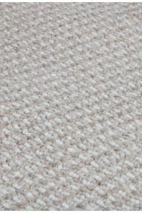 Krémový uzlíkový koberec Nikozia 2011