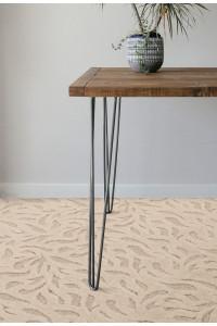 Uzlíkový bytový koberec Montero 33 krémový