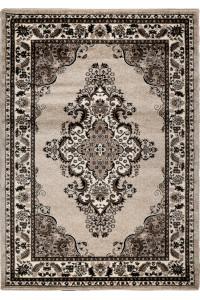 Kusový koberec Metal 0516B new l.beige l.beige