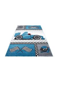 Detský koberec Kids 460 modrý
