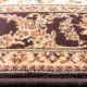 Vlnený koberec Isfahan Anafi cream
