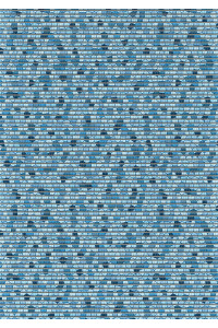 Softy tex 79817 modrá
