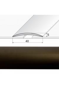 A13 Prechodová lepená lišta bronz