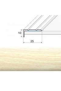 Ukončovacia lepená lišta A31 sosna biela