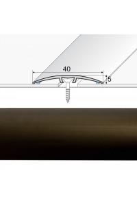 Prechodová lišta narážaná A64 bronz