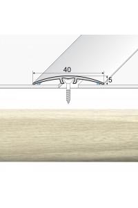 Prechodová lišta narážaná A64 dub bieleny