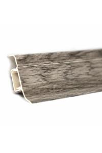 Plastová soklová lišta Bolta 5cm 8733 japonská slivka
