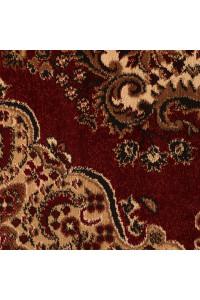 Koberec Medailon 6985A červeno-krémový