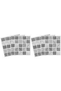 Dekoračné nálepky na obkladačky DS-021 6ks/bal