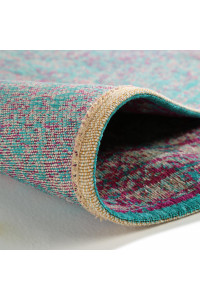 Kusový koberec Frencie 4030 fialový