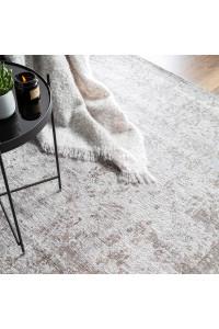 Kusový koberec Frencie 4030 sivý