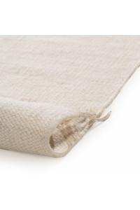 Kusový koberec Neo 6005 krémovočierny