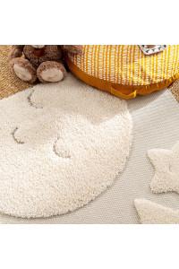 Kusový koberec Carlo 6336 krémový