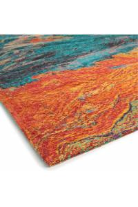 Kusový koberec Stay 4581 tyrkysový