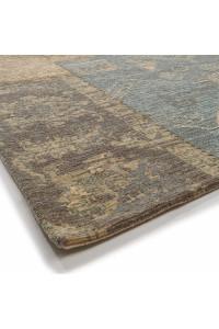 Kusový koberec Frencie 3891 hnedý