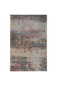 Kusový koberec Frencie 4568 modrý
