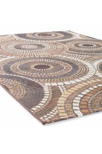 Kusový koberec Artis 4901 hnedý
